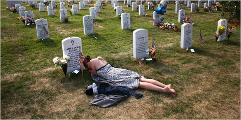 5,462 American Soldiers Dead From the Wars in the Middle East