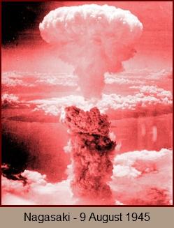 Nagasaki...American Bomb...