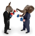Repubs and Dems continue to battle it out getting NOWHERE!