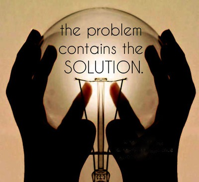 The problem contains the solution