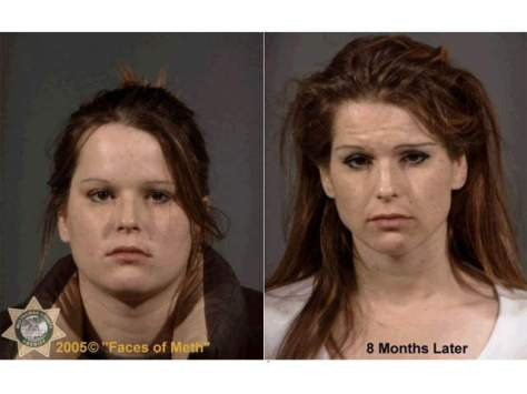 Faces of Meth 8 months later