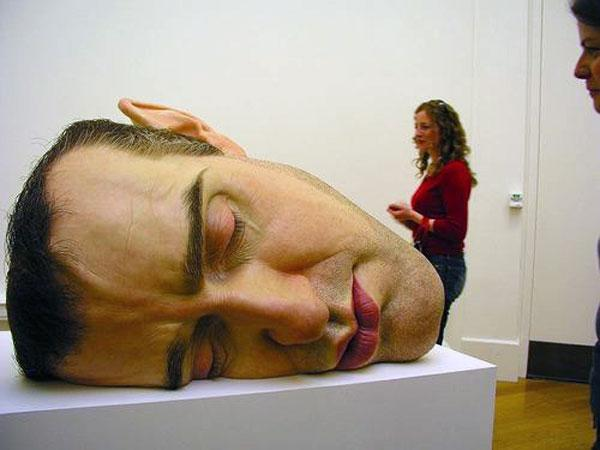 Giant Head is Dead courtesy Google Images