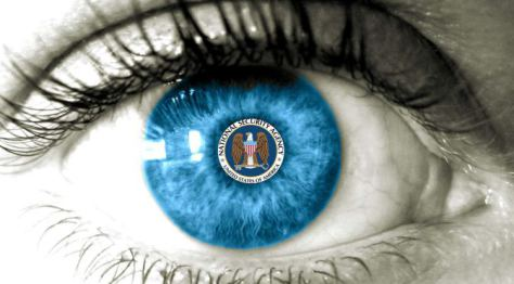 Eye of the NSA!