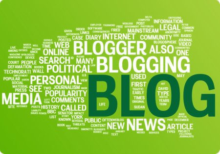 Bloggers are all too familiar with Word Clouds...