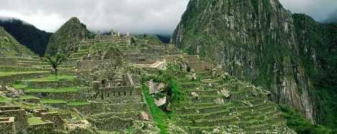 Endangered Inca Ruins