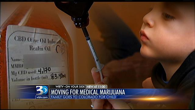 Another Kansas Family Moving For Medical Marijuana. Article courtesy of Salina Journal.